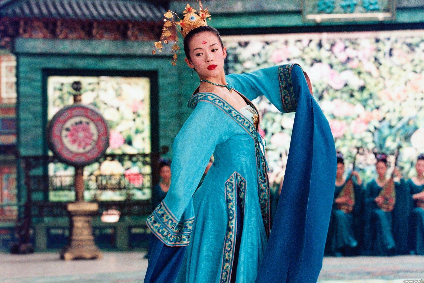 Zhang Yimou—Master of Color