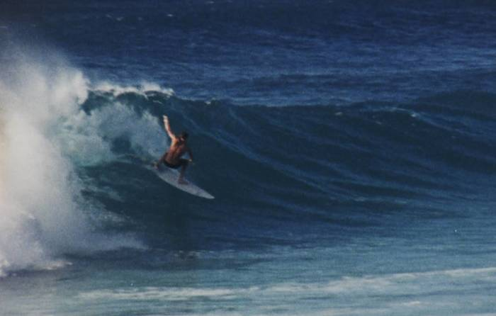 5d9f60d2fa Joshua Gordon heads to Hawaii to shoot the Triple Crown of Surfing - Sport