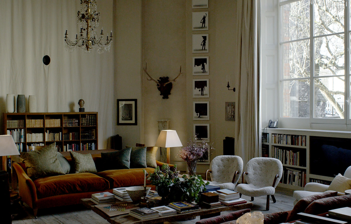 Inside Rose Uniacke\'s Home | NOWNESS