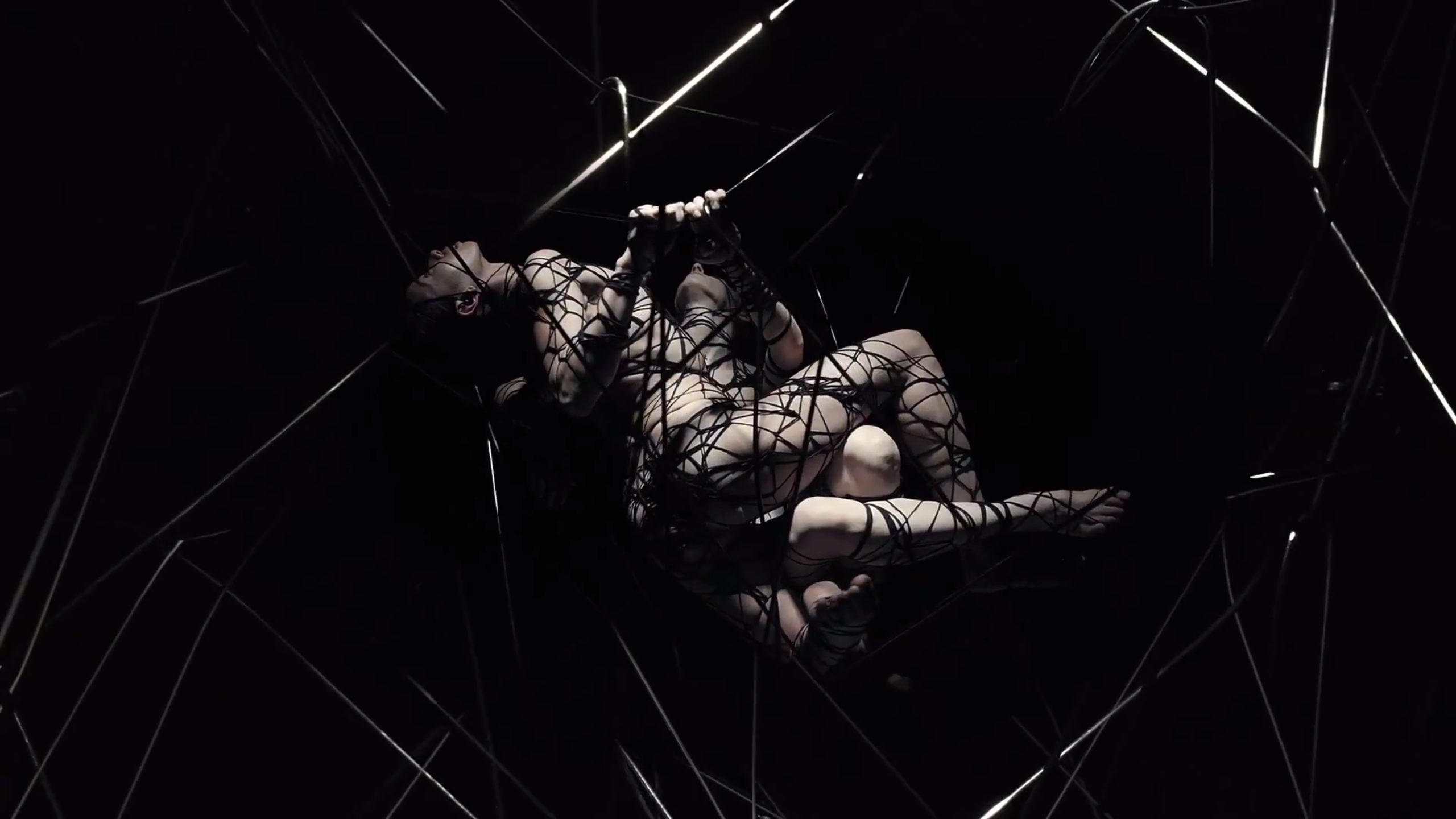 MOVEment: Gareth Pugh x Ruth Hogben x Wayne McGregor