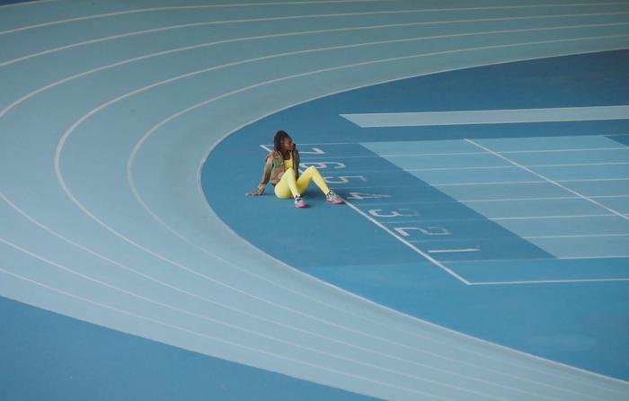 Athlete in Progress: Dina Asher-Smith