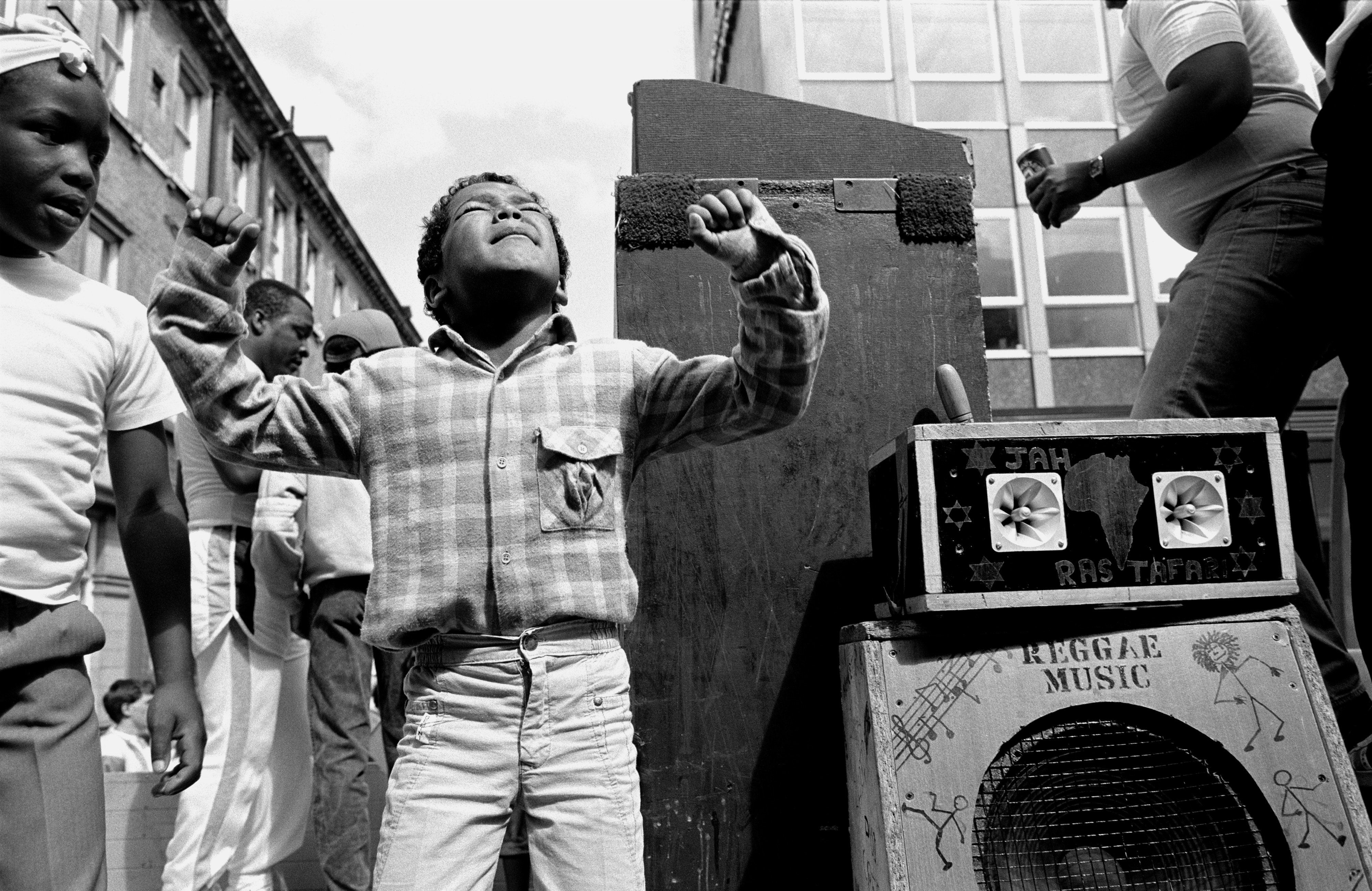 Reggae George - Mix Up