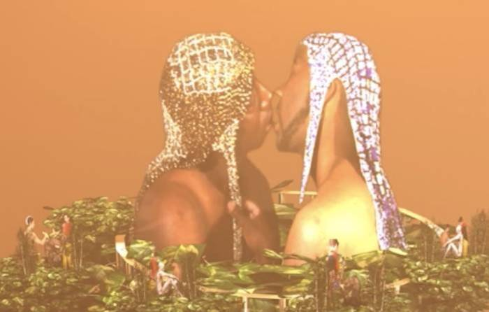 Nowness Experiments: Jacolby Satterwhite – Avenue B