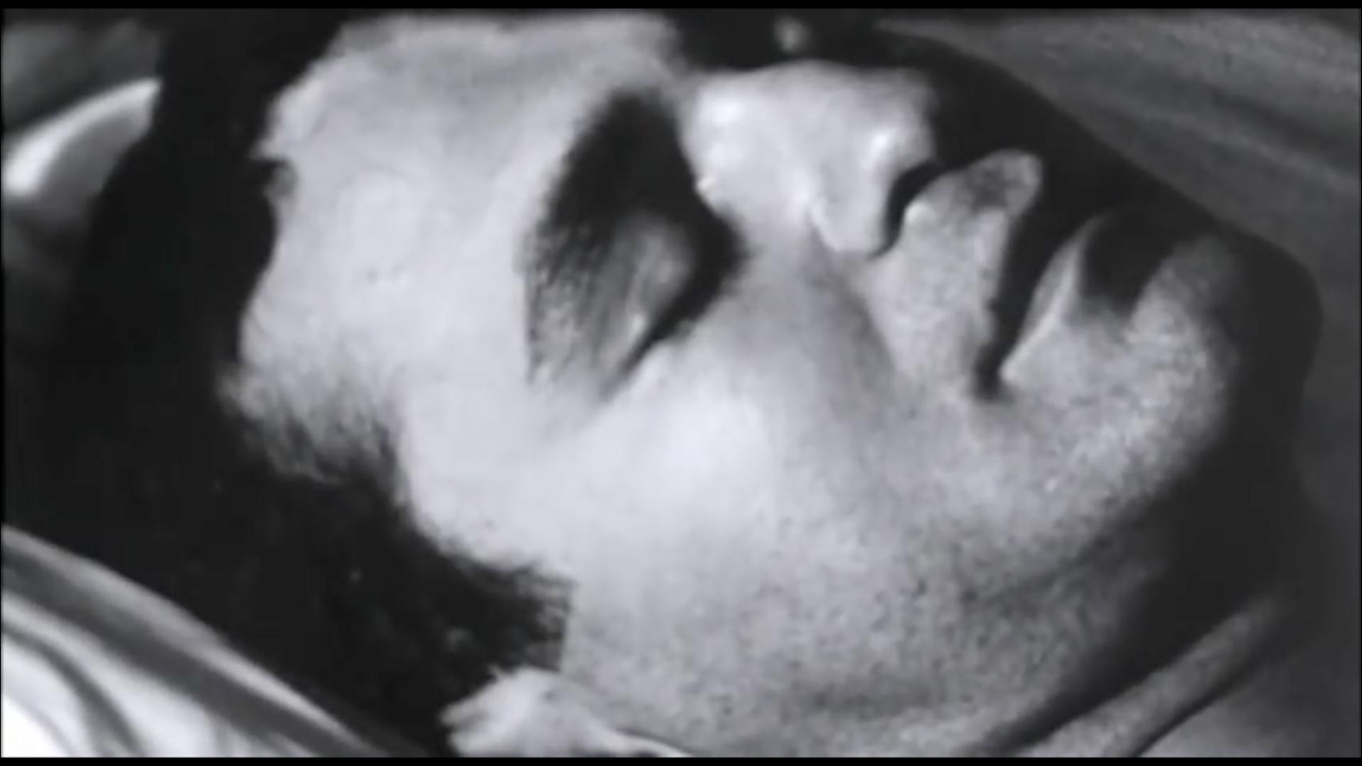 "Andy Warhol's ""Sleep"""
