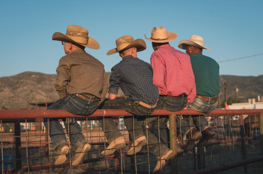 Robert Mims The Texan Bull Rider Nowness