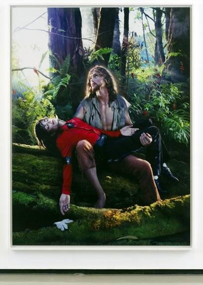 """Résultat de recherche d'images pour """"david lachapelle michael jackson portrait"""""""