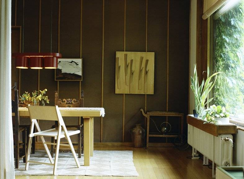 Alvar aalto in the master 39 s home nowness for The aalto house