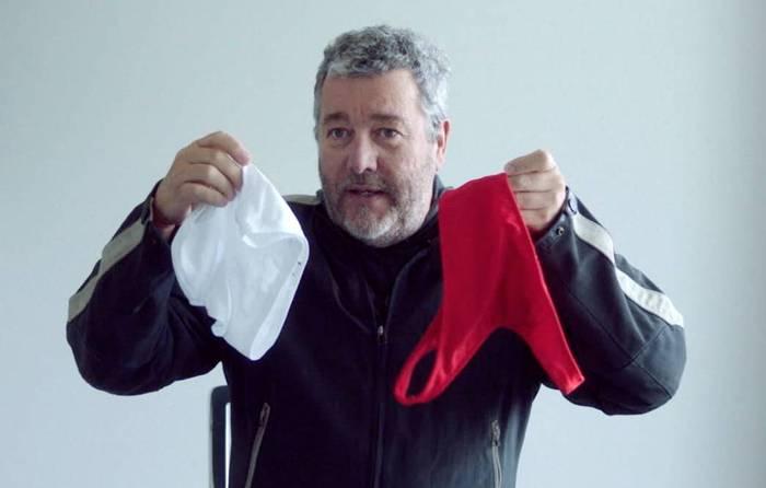 Philippe Starck on Underwear