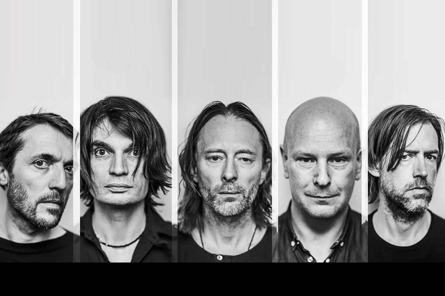 Radiohead to livestream their Osheaga Festival show to celebrate the fifth anniversary of A Moon Shaped Pool